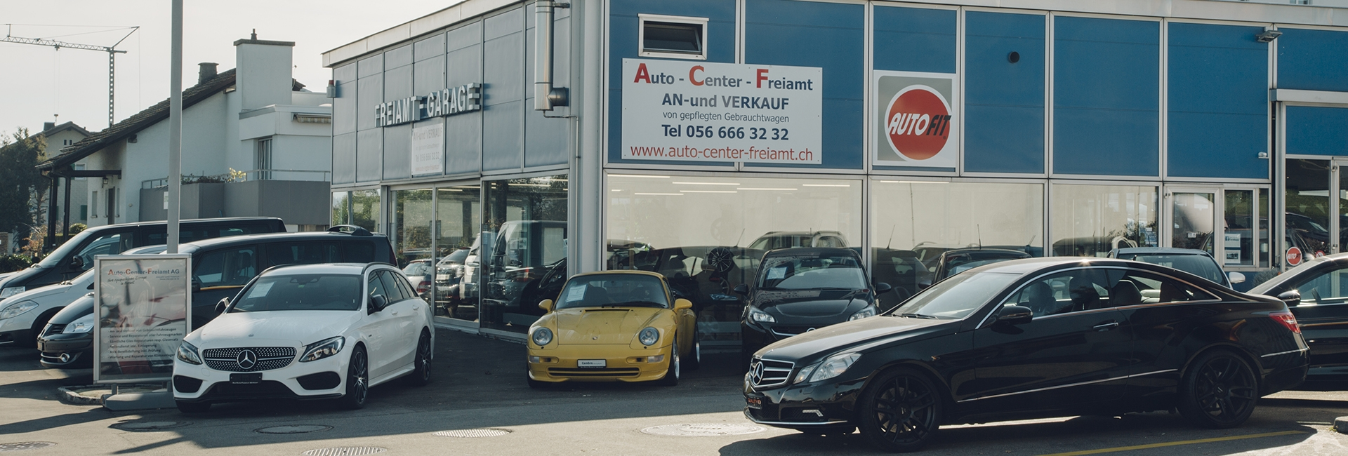 Slide Auto Center Freiamt AG 3